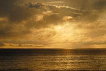 Dawn. Tortuguero, Costa Rica. - Photo #14030
