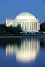 The Thomas Jefferson Memorial. Washington, D.C. - Photo #29261