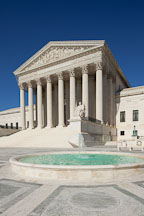 The Supreme Court of the United States. Washington, D.C. - Photo #29201
