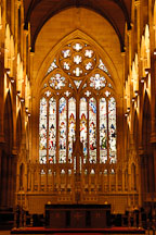 St. Mary's Cathedral, Sydney, Australia. - Photo #1431