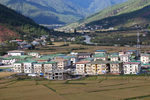 Paro, Bhutan. - Photo #24331