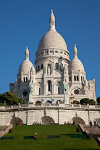 Sacre Coeur. Paris, France. - Photo #31831