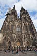 Cologne Cathedral. Cologne, Germany. - Photo #30671