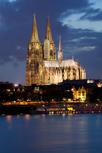 Cologne Cathedral. Cologne, Germany. - Photo #30748