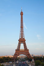 Eiffel Tower. Paris, France. - Photo #30868