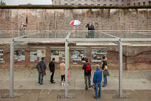 Exhibition at the site of the Topography of Terror. Berlin, Germany. - Photo #30303