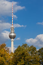 Television tower. Berlin, Germany - Photo #30621