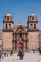 Iglesia de San Pedro. Cusco, Peru. - Photo #9432