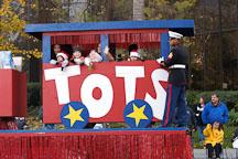 Tots. San Jose Holiday Parade. San Jose, California, USA. - Photo #5132