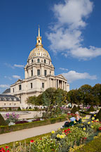 Les Invalides. Paris, France. - Photo #31257