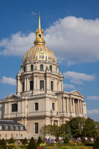 Les Invalides. Paris, France. - Photo #31238