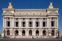 Paris Opera house. Paris, France. - Photo #31886