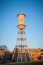 Marston Water Tower at Iowa State University. - Photo #32433