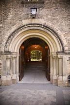 Arched doorway. - Photo #19734