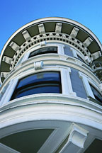House turret. San Francisco, California. - Photo #34