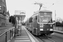 Streetcar. Helsinki, Finland - Photo #3134