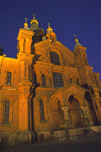 Uspensky Cathedral. Helsinki, Finland. - Photo #434