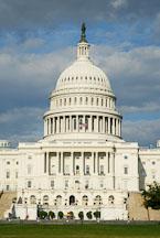 U.S. Capitol. Washington, D.C., USA. - Photo #12735