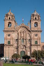 Iglesia de la Compania de Jesus. Cusco, Peru. - Photo #9237