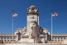 Columbus Memorial Fountain. Union Station, Washington, D.C. - Photo #29137