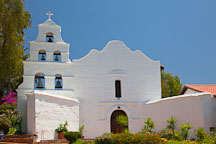 Mission San Diego de Alcala. - Photo #26237