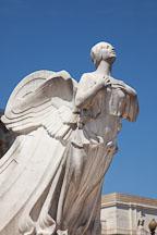 Winged figurehead. Christopher Columbus Fountain, Washington, D.C. - Photo #29139