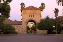 The Quad. Stanford University. - Photo #2281