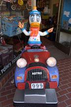 Children's ride. Beverly Hills, California, USA. - Photo #7104