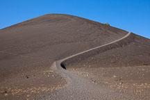 Cinder Cone volcano in Lassen National Park, California. - Photo #27204