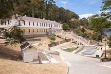 Detention barracks at Angel Island Immigration Station.g - Photo #22004
