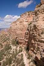 South Kaibab Trail. Grand Canyon NP, Arizona. - Photo #17404