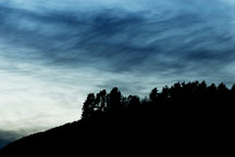 Clouds over the Marin Headlands. Marin County, California, USA. - Photo #11740