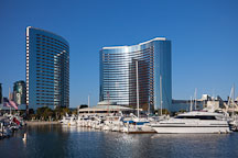 San Diego Marriot Hotel and marina. - Photo #26440