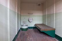 Alcatraz isolation cell. - Photo #22141