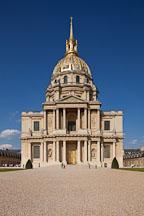 L'Hotel national des Invalides. Paris, France. - Photo #31241