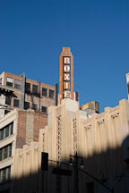 Roxie theater. Los Angeles, California, USA. - Photo #7941