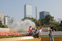Pictures of Hong Kong Park