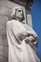 Christopher Columbus statue. Union Station, Washington, D.C. - Photo #29142