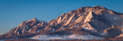 Pictures of Flatirons