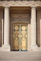 Entrance to Les Invalides. Paris, France. - Photo #31246