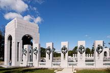 National World War II Memorial. Washington, D.C., USA. - Photo #11446
