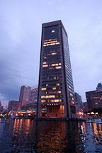 World trade center. Baltimore, Maryland, USA. - Photo #3946