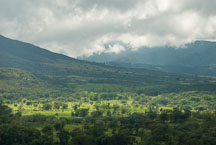 Hillside of Arenal Volcano. Costa Rica. - Photo #14147