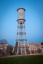 Marston Water Tower, Iowa State University. - Photo #32447
