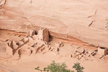 Antelope House, an Anasazi ruin. Canyon de Chelly NM, Arizona. - Photo #18348