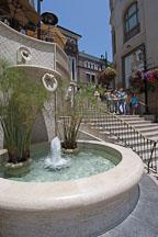 Fountain. Beverly Hills, California, USA - Photo #7348