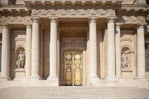 Doors to Les Invalides. Paris, France. - Photo #31249