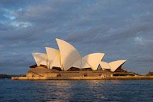 Sydney opera house. Sydney, New South Wales, Australia. - Photo #1449