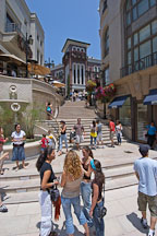 Spanish steps at Two Rodeo drive. Beverly Hills, California, USA - Photo #7349