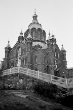 Uspensky Cathedral. Helsinki, Finland. - Photo #3065